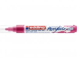 Acheter Edding Acrylic 5100 - Marqueur acrylique à pointe moyenne - magenta - 3,79€ en ligne sur La Petite Epicerie - Loisir...