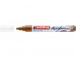 Acheter Edding Acrylic 5100 - Marqueur acrylique à pointe moyenne - noisette - 3,79€ en ligne sur La Petite Epicerie - Loisi...