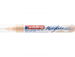 Acheter Edding Acrylic 5100 - Marqueur acrylique à pointe moyenne - beige - 3,79€ en ligne sur La Petite Epicerie - Loisirs ...