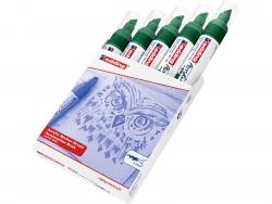 Acheter Edding Acrylic 5000 - Marqueur acrylique à pointe large - vert mousse - 5,79€ en ligne sur La Petite Epicerie - Lois...