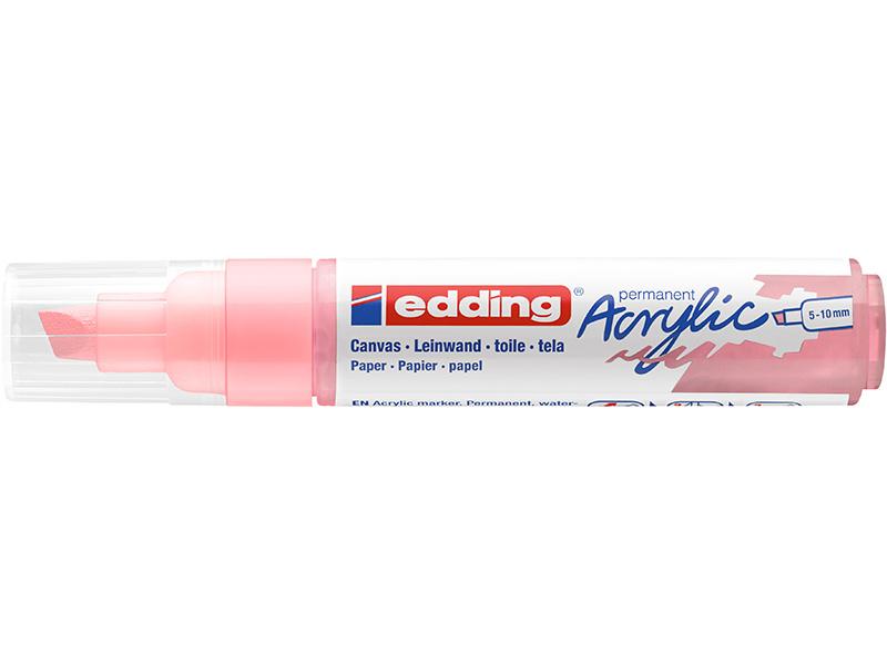 Acheter Edding Acrylic 5000 - Marqueur acrylique à pointe large - mauve chic - 5,79€ en ligne sur La Petite Epicerie - Loisi...