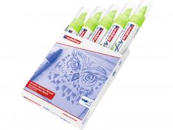 Acheter Edding Acrylic 5000 - Marqueur acrylique à pointe large - vert pastel - 5,79€ en ligne sur La Petite Epicerie - Lois...