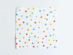 20 serviettes en papier My Little Day - Multicolore