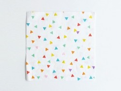 20 serviettes en papier My Little Day - Multicolore My little day - 1