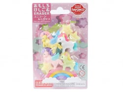 Acheter Lot de 8 gommes - Licornes et Pégases - 6,99€ en ligne sur La Petite Epicerie - Loisirs créatifs