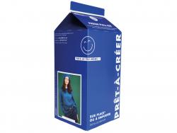 Acheter Kit tricot pull Pieter - L et XL - 74,99€ en ligne sur La Petite Epicerie - Loisirs créatifs