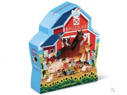 Acheter Puzzle 48 pièces / Une journée à la ferme - 16,99€ en ligne sur La Petite Epicerie - Loisirs créatifs
