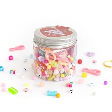 Acheter Mix de perles - Girl Power - 7,99€ en ligne sur La Petite Epicerie - Loisirs créatifs
