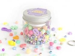 Acheter Mix de perles - Pastel - 7,99€ en ligne sur La Petite Epicerie - Loisirs créatifs