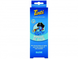 Acheter Mousse de bain 75mL - bleu - 3,99€ en ligne sur La Petite Epicerie - Loisirs créatifs