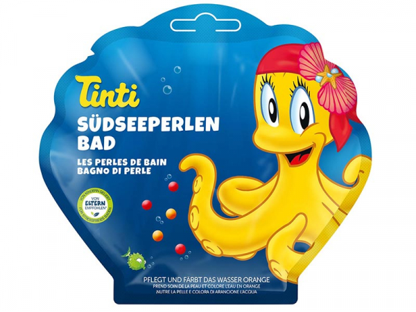 Acheter Sachet de perles pour le bain - orange - 2,59€ en ligne sur La Petite Epicerie - Loisirs créatifs