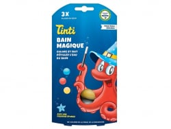 Acheter Bain magique (pack de 3) : jaune, rouge et bleu - 6,39€ en ligne sur La Petite Epicerie - Loisirs créatifs