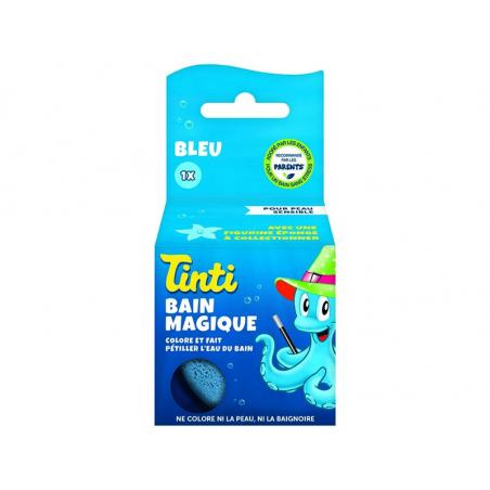 Acheter Bain magique - bleu - 2,80€ en ligne sur La Petite Epicerie - Loisirs créatifs