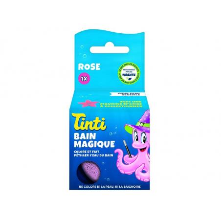 Acheter Bain magique - rose - 2,79€ en ligne sur La Petite Epicerie - Loisirs créatifs