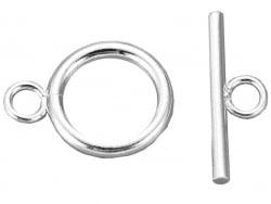 Acheter Fermoir toogle en acier inoxydable 304 - 16 x 12 mm - 1,49€ en ligne sur La Petite Epicerie - Loisirs créatifs