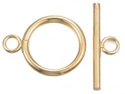 Acheter Fermoirs toogle en acier inoxydable 304 - doré - 21x16 mm - 1,79€ en ligne sur La Petite Epicerie - Loisirs créatifs
