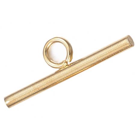 Acheter Fermoirs toogle en acier inoxydable 304 - doré - 18,5 x 13,5 mm - 1,49€ en ligne sur La Petite Epicerie - Loisirs cr...