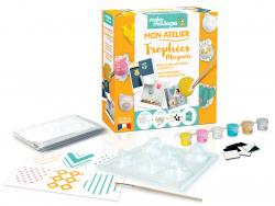 Acheter Mon ateliermako moulages : trophées magnets - 19,99€ en ligne sur La Petite Epicerie - Loisirs créatifs