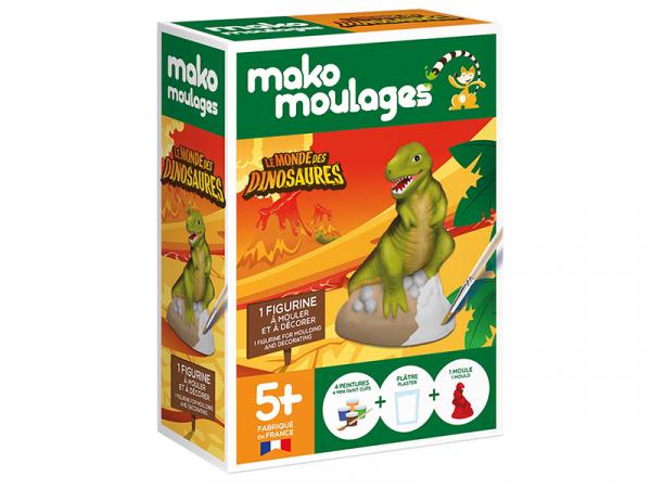 Acheter Mako moulages: Tyrannosaure - 11,20€ en ligne sur La Petite Epicerie - Loisirs créatifs
