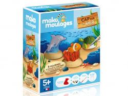 Acheter Mako moulages: Cap sur la mer - 19,99€ en ligne sur La Petite Epicerie - Loisirs créatifs