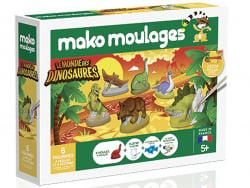 Acheter Mako moulages: Le monde des dinosaures - 29,99€ en ligne sur La Petite Epicerie - Loisirs créatifs