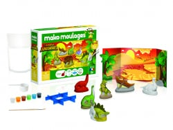 Acheter Mako moulages: Le monde des dinosaures - 28,15€ en ligne sur La Petite Epicerie - Loisirs créatifs