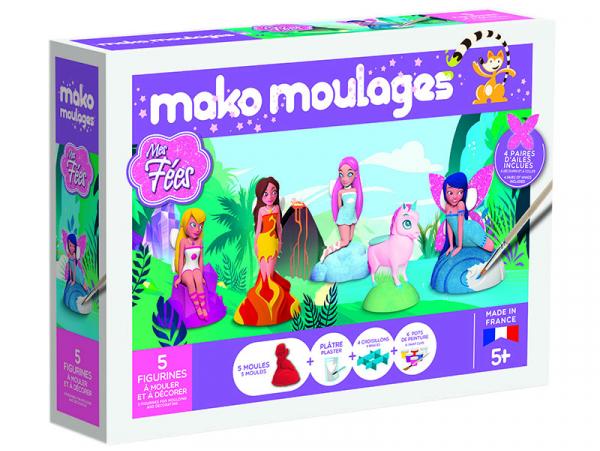 Acheter Mako moulages: Mes fées - 29,99€ en ligne sur La Petite Epicerie - Loisirs créatifs