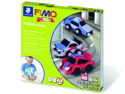 Acheter Kit Fimo Kids - Course de police - 10,99€ en ligne sur La Petite Epicerie - Loisirs créatifs