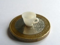 Mini tasse à thé miniature  - 6