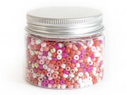 Pot de 60 grammes de perles...