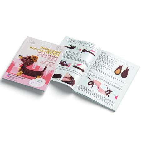 Acheter Kit amigurumi - Teckel 18 cm - 14,49€ en ligne sur La Petite Epicerie - Loisirs créatifs