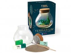 Acheter Kit Fimo - Terrarium 16 x 16 x 22 cm - 34,99€ en ligne sur La Petite Epicerie - Loisirs créatifs