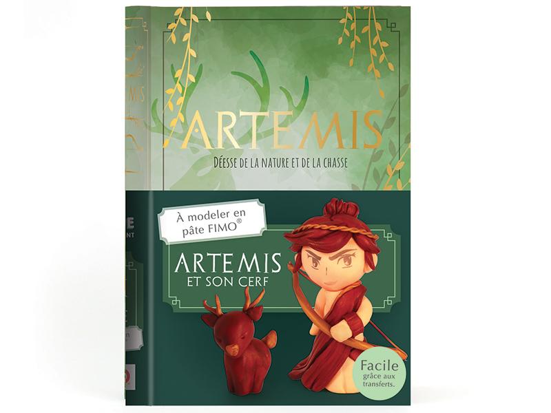 Acheter Kit Fimo mythologique - Artemis - 10,99€ en ligne sur La Petite Epicerie - Loisirs créatifs