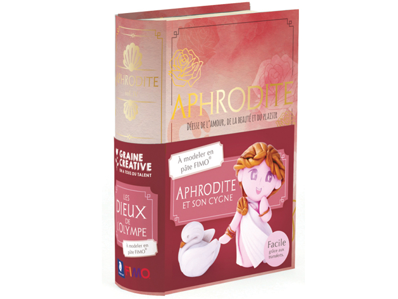 Acheter Kit Fimo mythologique - Aphrodite - 10,99€ en ligne sur La Petite Epicerie - Loisirs créatifs