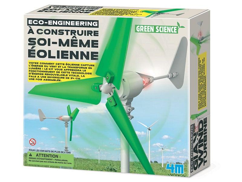 Acheter KIT - Eolienne à construire soi-même - 22,99€ en ligne sur La Petite Epicerie - Loisirs créatifs