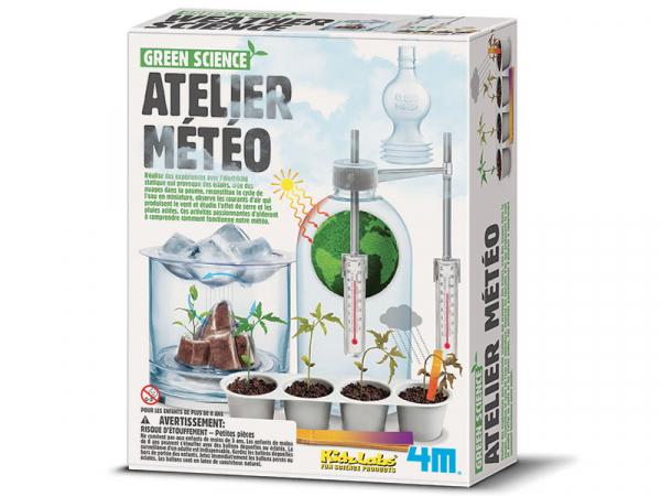 Acheter Kit DAM - Atelier météo - 15,99€ en ligne sur La Petite Epicerie - Loisirs créatifs