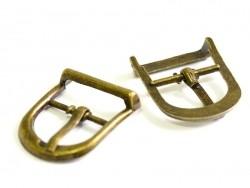 Acheter petite boucle ceinture et sac - couleur bronze - 1,29€ en ligne sur La Petite Epicerie - 100% Loisirs créatifs