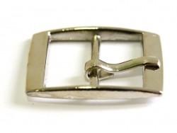 petite boucle ceinture et sac - couleur argenté