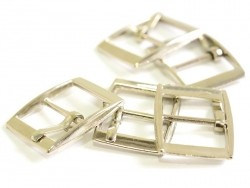 Acheter petite boucle ceinture et sac - couleur argenté - 1,39€ en ligne sur La Petite Epicerie - 100% Loisirs créatifs
