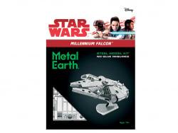 Acheter Maquette 3D Star Wars - Millennium Falcon en métal - 18,99€ en ligne sur La Petite Epicerie - Loisirs créatifs