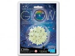 Acheter Pack de 60 mini-étoiles phosphorescentes - 5cm - 6,99€ en ligne sur La Petite Epicerie - Loisirs créatifs