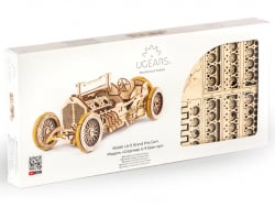 Acheter Maquette 3D - Voiture - 348 pièces - 44,89€ en ligne sur La Petite Epicerie - Loisirs créatifs