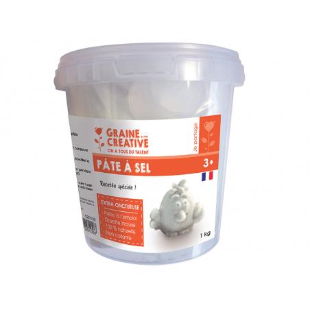 Acheter Seau 1kg de pâte à sel - 7,49€ en ligne sur La Petite Epicerie - Loisirs créatifs
