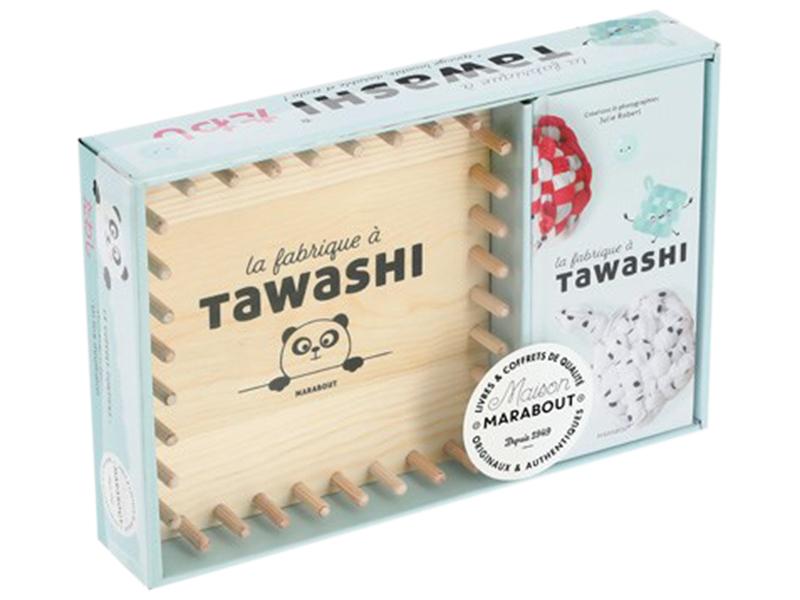 Acheter Coffret - La fabrique à tawashi - 15,90€ en ligne sur La Petite Epicerie - Loisirs créatifs