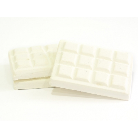 Paintable plaster cast - Chocolate bar
