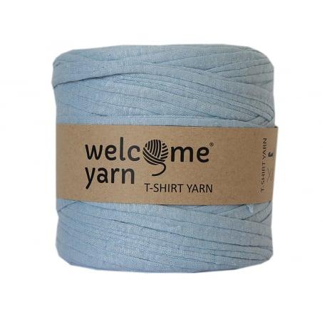 Acheter Grande bobine de fil trapilho - Baby blue - 7,90€ en ligne sur La Petite Epicerie - Loisirs créatifs