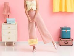 Acheter Sac pochette Jelly – Crème - 16,89€ en ligne sur La Petite Epicerie - Loisirs créatifs