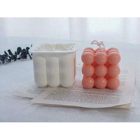 Acheter Moule silicone - Grande bougie à boules - 4,99€ en ligne sur La Petite Epicerie - Loisirs créatifs