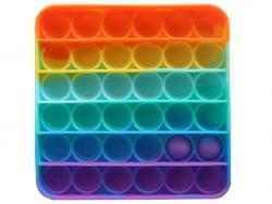 Acheter Fidget toy - Push poppers carré - Arc-en-ciel - 5,89€ en ligne sur La Petite Epicerie - Loisirs créatifs