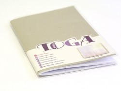 TOGA notebook that can be decorated, 80 pages - 13 cm x 18 cm